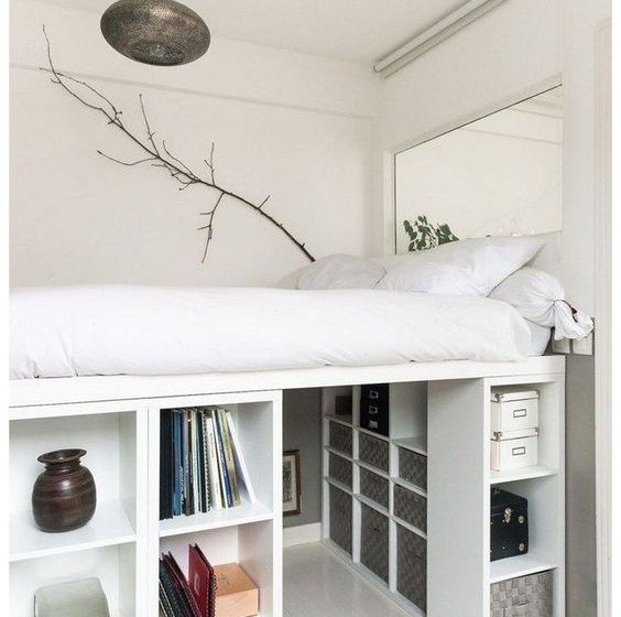 Keep It Organized With Our Bedroom Storage Ideas bedroom storage ideas Keep It Organized With Our Bedroom Storage Ideas a47727016474f41f67f4b8014fb8b981 564x560