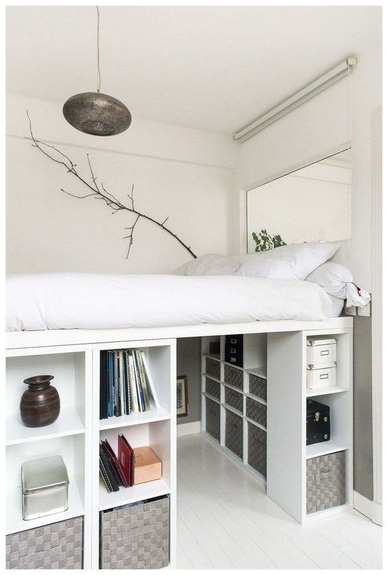 Keep It Organized With Our Bedroom Storage Ideas