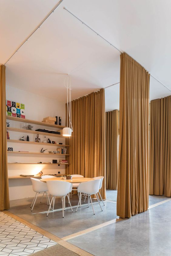Room Dividers Perfect for Creating Sectioned Areas