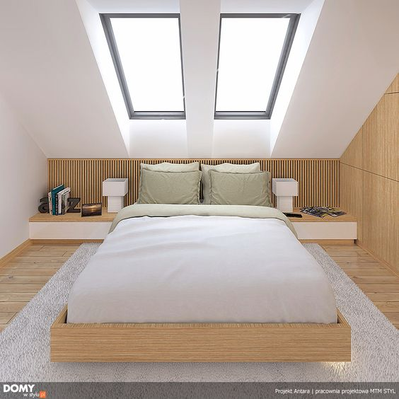 Loft Conversion Ideas For Extra Storage Room