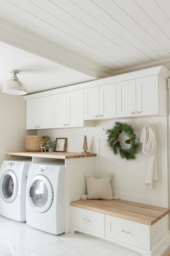 Laundry Room Designs That Don't Disappoint