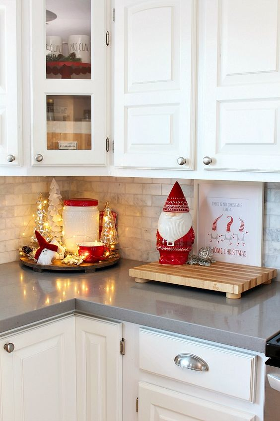 Christmas Kitchen Decor Ideas You\'ll Love