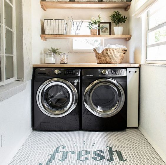 Laundry Room Designs That Don't Disappoint laundry room design Laundry Room Designs That Don't Disappoint f74c94a7caac4e1dacffbd082593cbb6 564x560  Newsletter f74c94a7caac4e1dacffbd082593cbb6 564x560