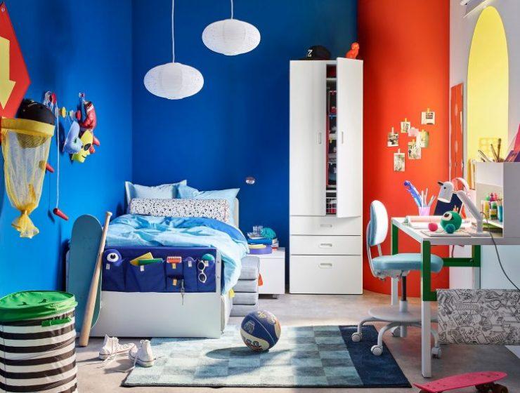 hardware inspiration Hardware Inspiration for Kids Bedrooms kidsbedroom 740x560