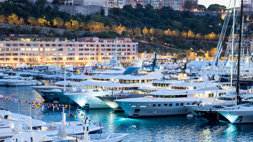 Why You Can't Miss The Monaco Yacht Show