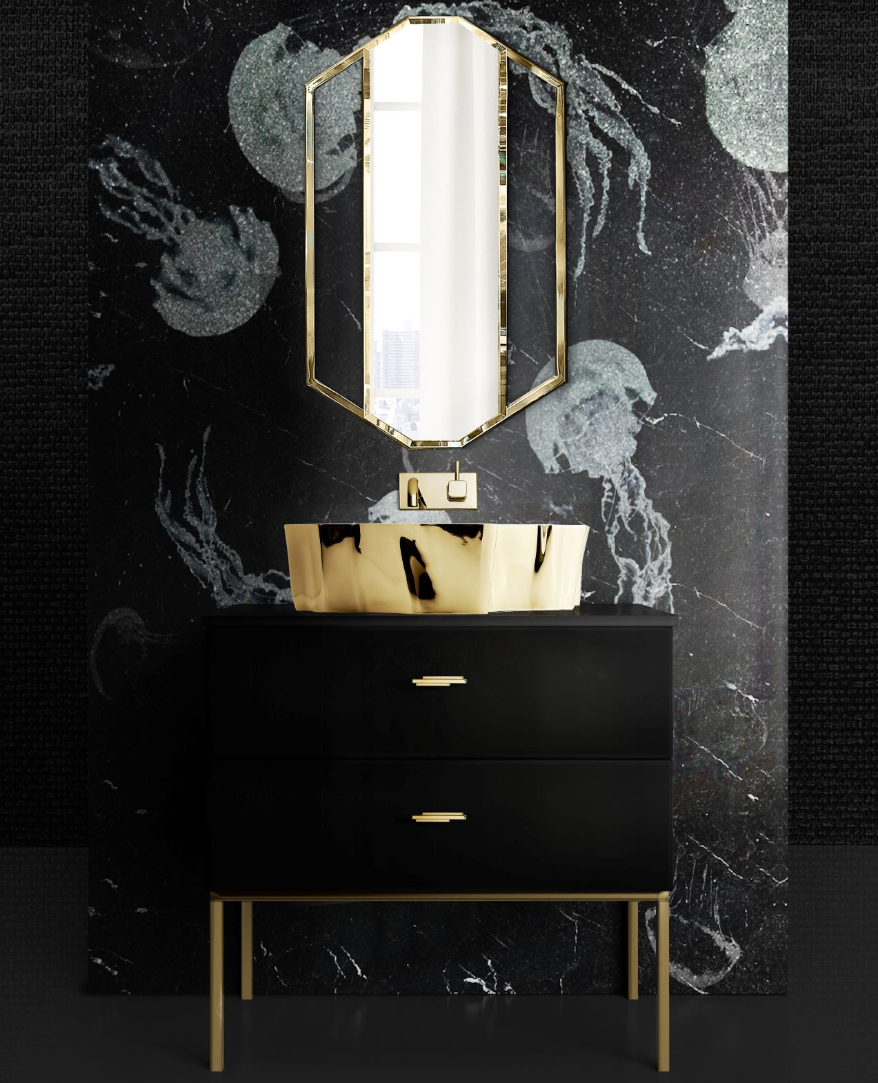 5 Ways To Use Brass In A Bathroom Renovation maison et objet 2019 Highlights of Maison et Objet 2019 partner 3