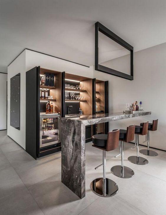 Home Bar Ideas To Create A Luxurious Setting
