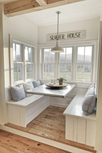5 Breakfast Nook Ideas That Will Light Up Your Morning