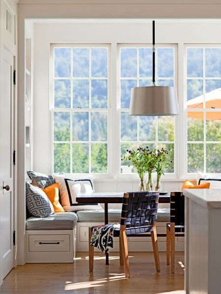 5 Breakfast Nook Ideas That Will Light Up Your Morning breakfast nook ideas 5 Breakfast Nook Ideas That Will Light Up Your Morning faa0b13c97ded018374a9068adc938d5